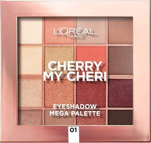 loreal-paleta cherry