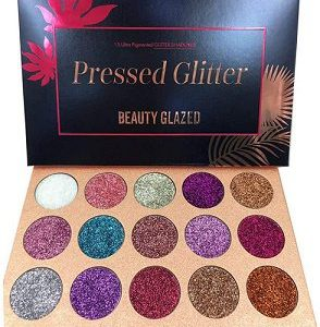 paleta pressed glitter